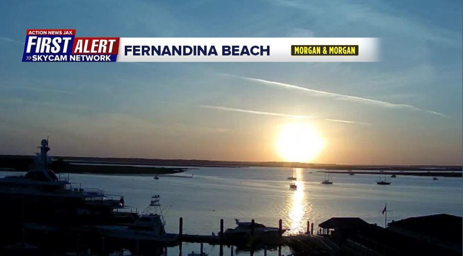 First Alert Skycam Network - Fernandina Beach