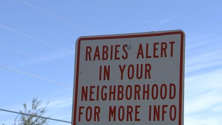 Rabies alert in effect in central Nassau County for the next 60 days