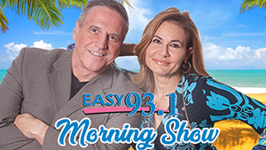 The Easy Morning Show with Giselle & Jeff