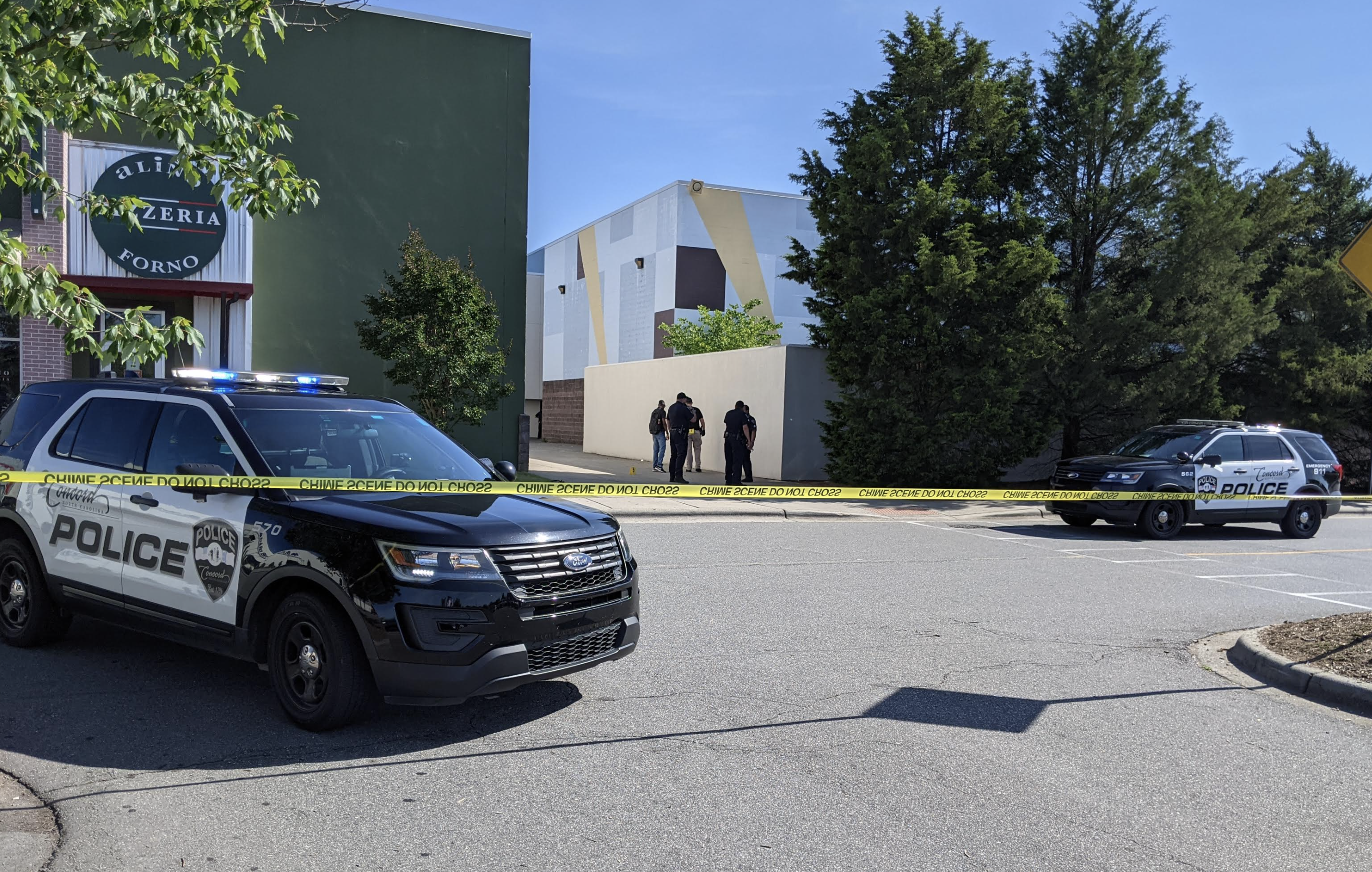 Police investigating shooting outside AMC Theatres at Concord Mills
