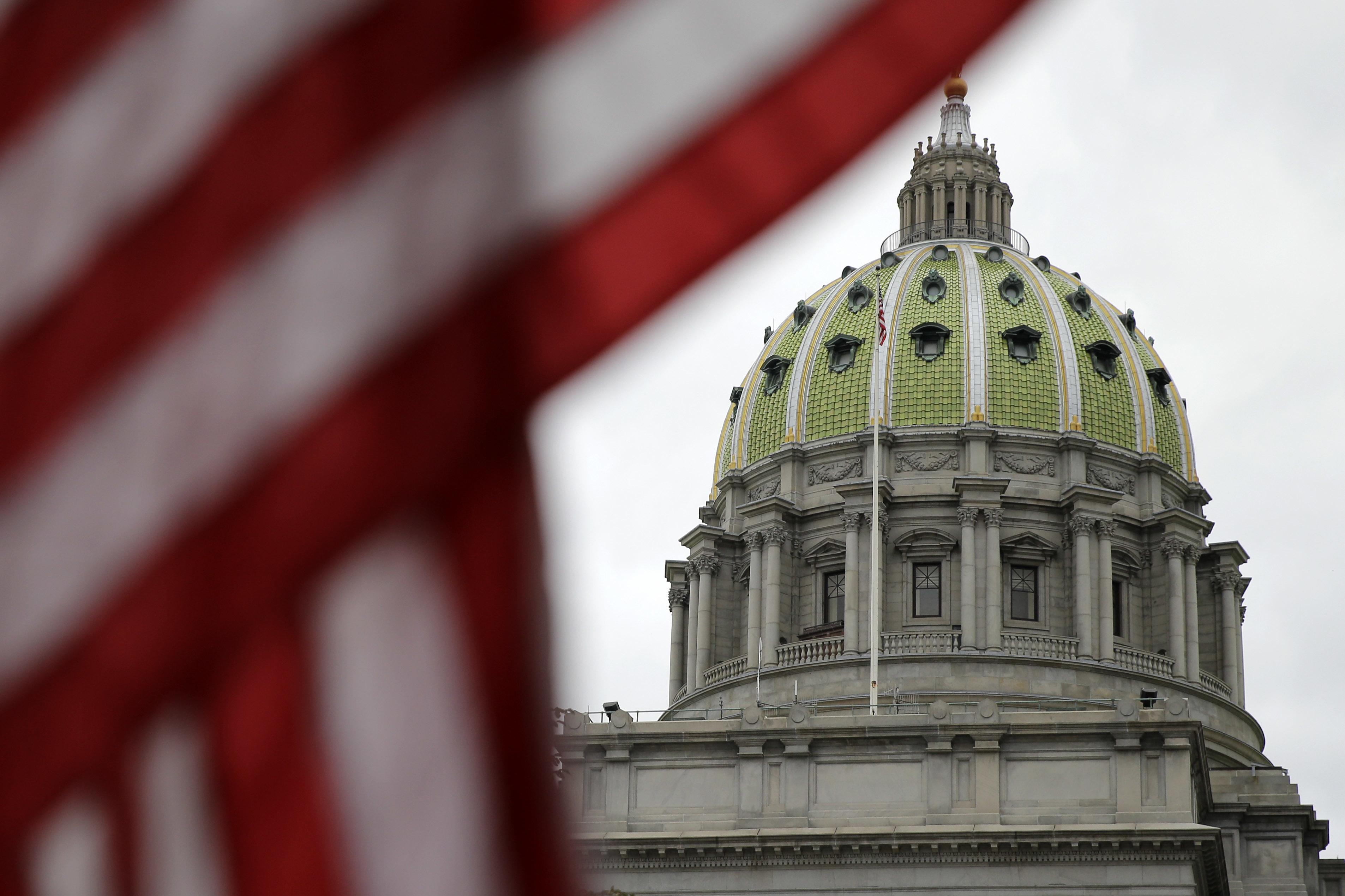Pennsylvania Democrats sue over GOP election 'investigation'