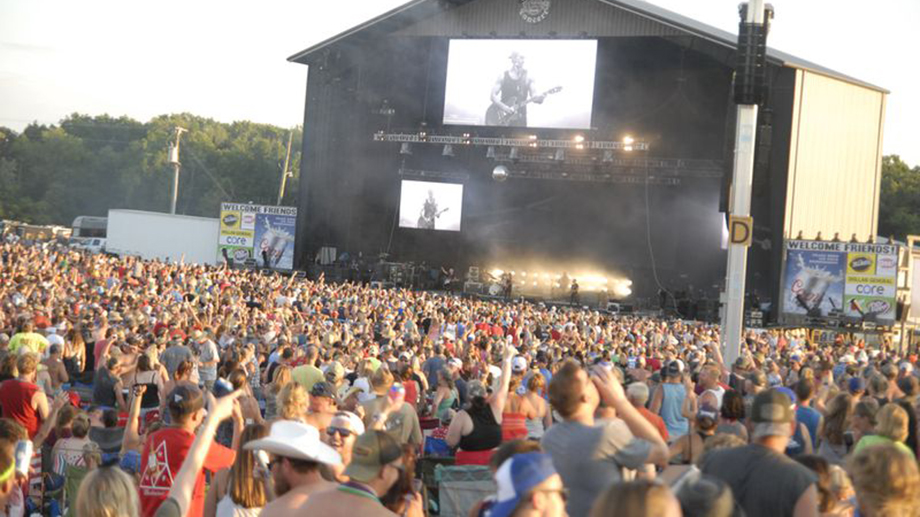 Country Concert '20 music festival postponed until 2021