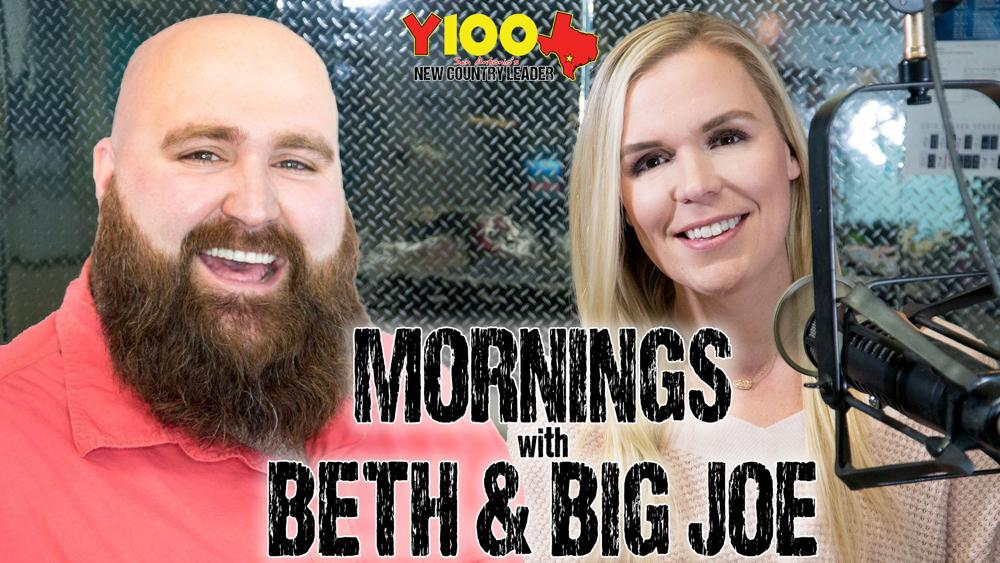 Mornings with Beth and Big Joe