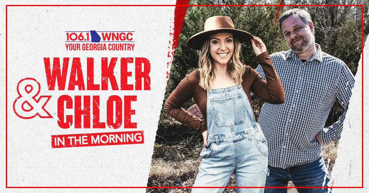 Walker & Chloe in the Morning