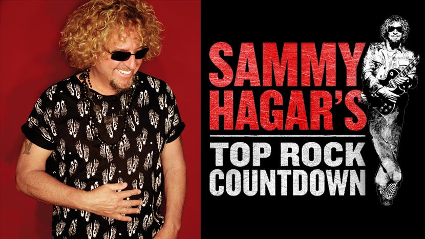 Sammy Hagar's Top Rock Countdown