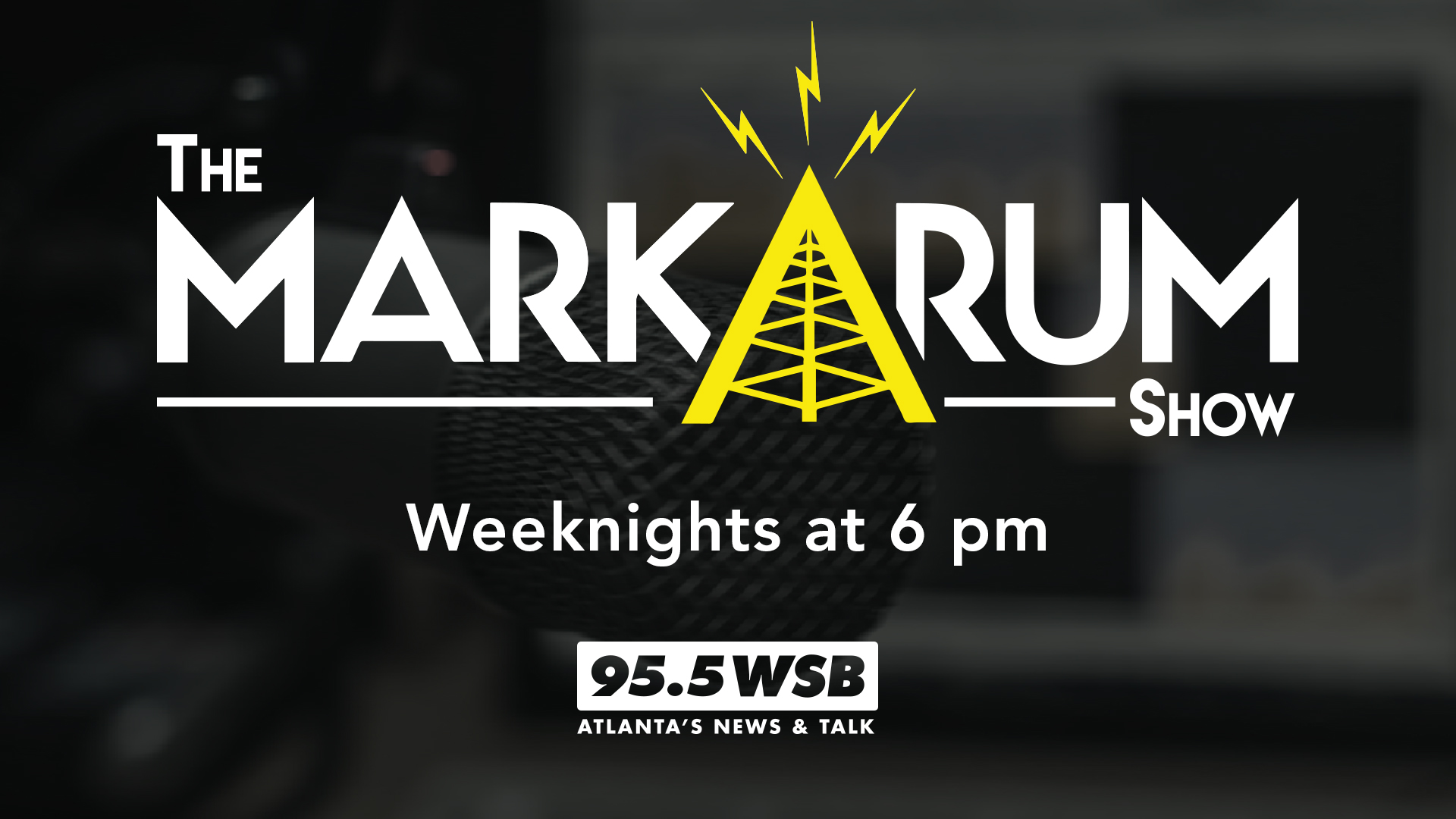 The Mark Arum Show