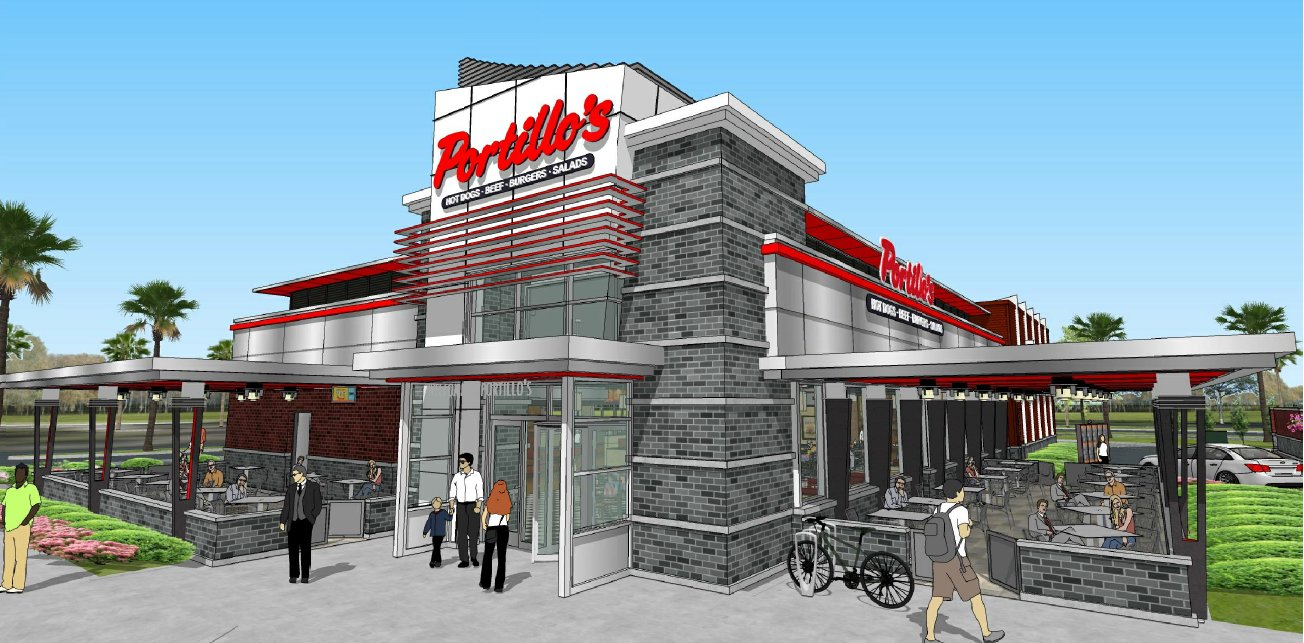 Portillo's announces new opening date for Orlando location