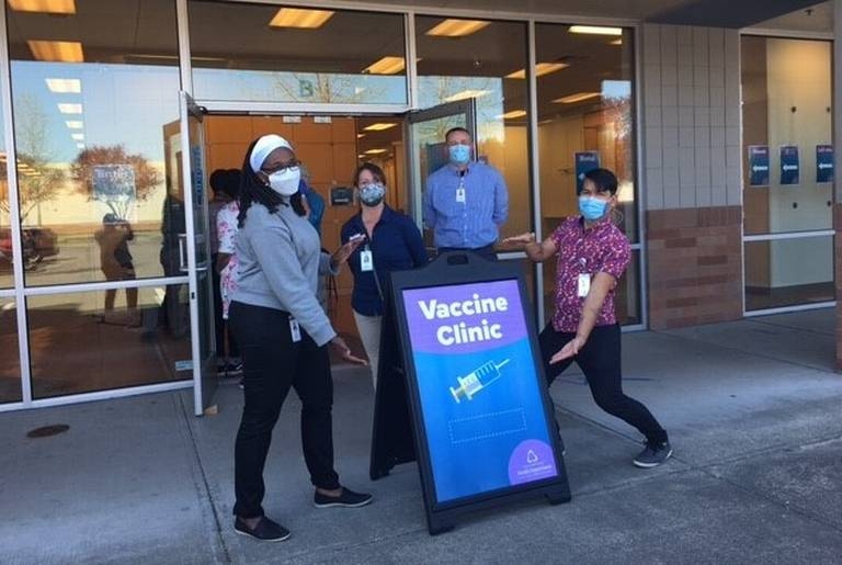 Dinner and a shot: Pierce County and restaurants team up to open the next vaccine frontier