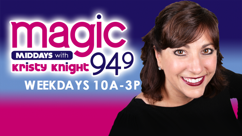 Magic Middays With Kristy Knight