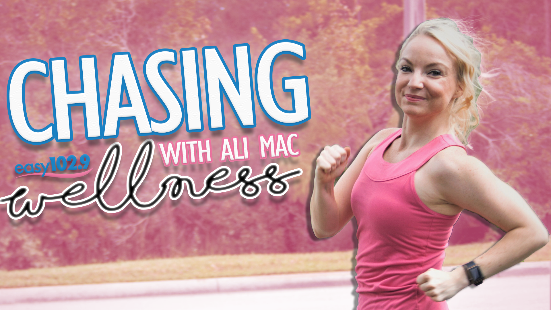 Ali Mac Is Chasing Wellness With You!