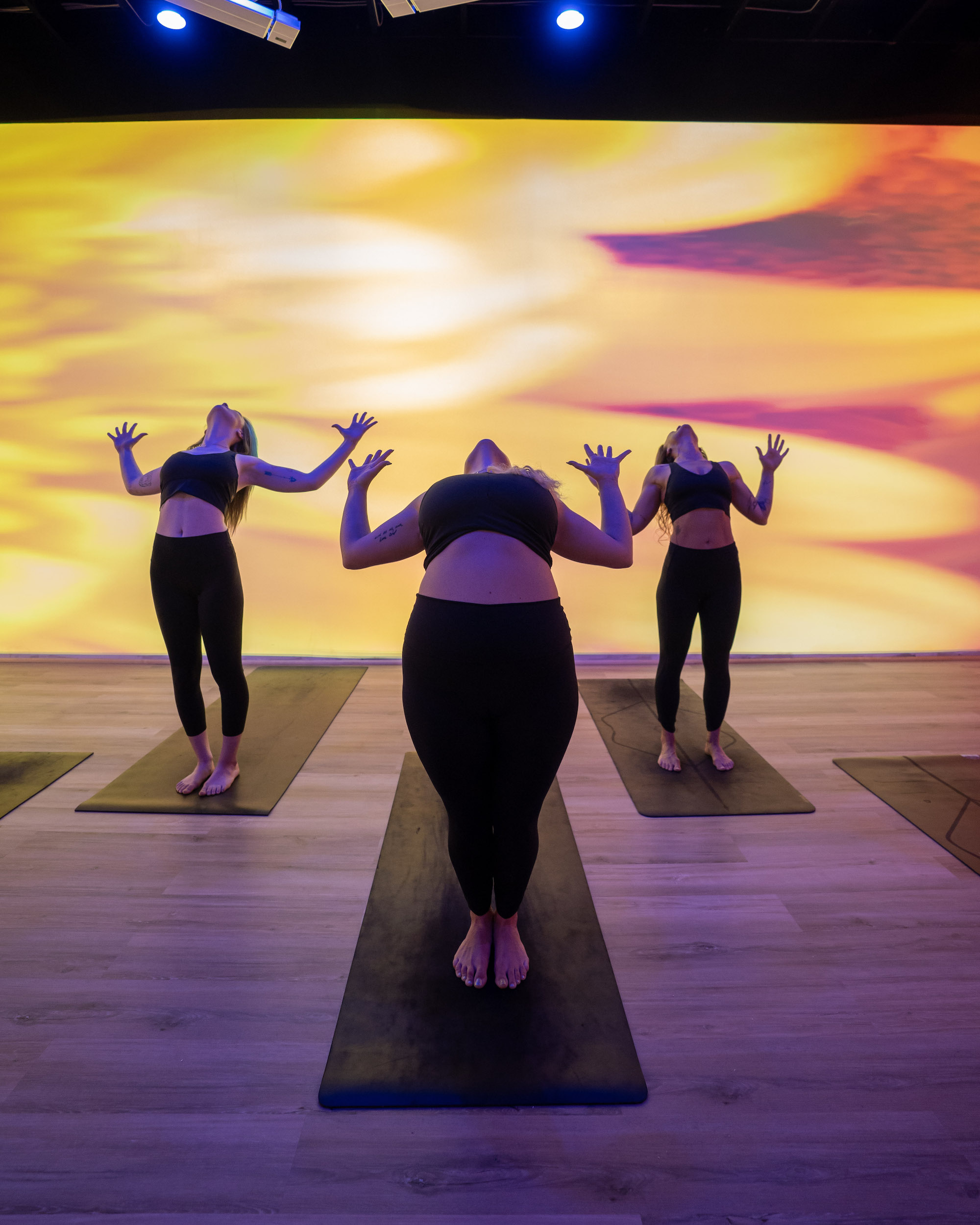 Rec Room reopens presenting the first new yoga concept in Memphis