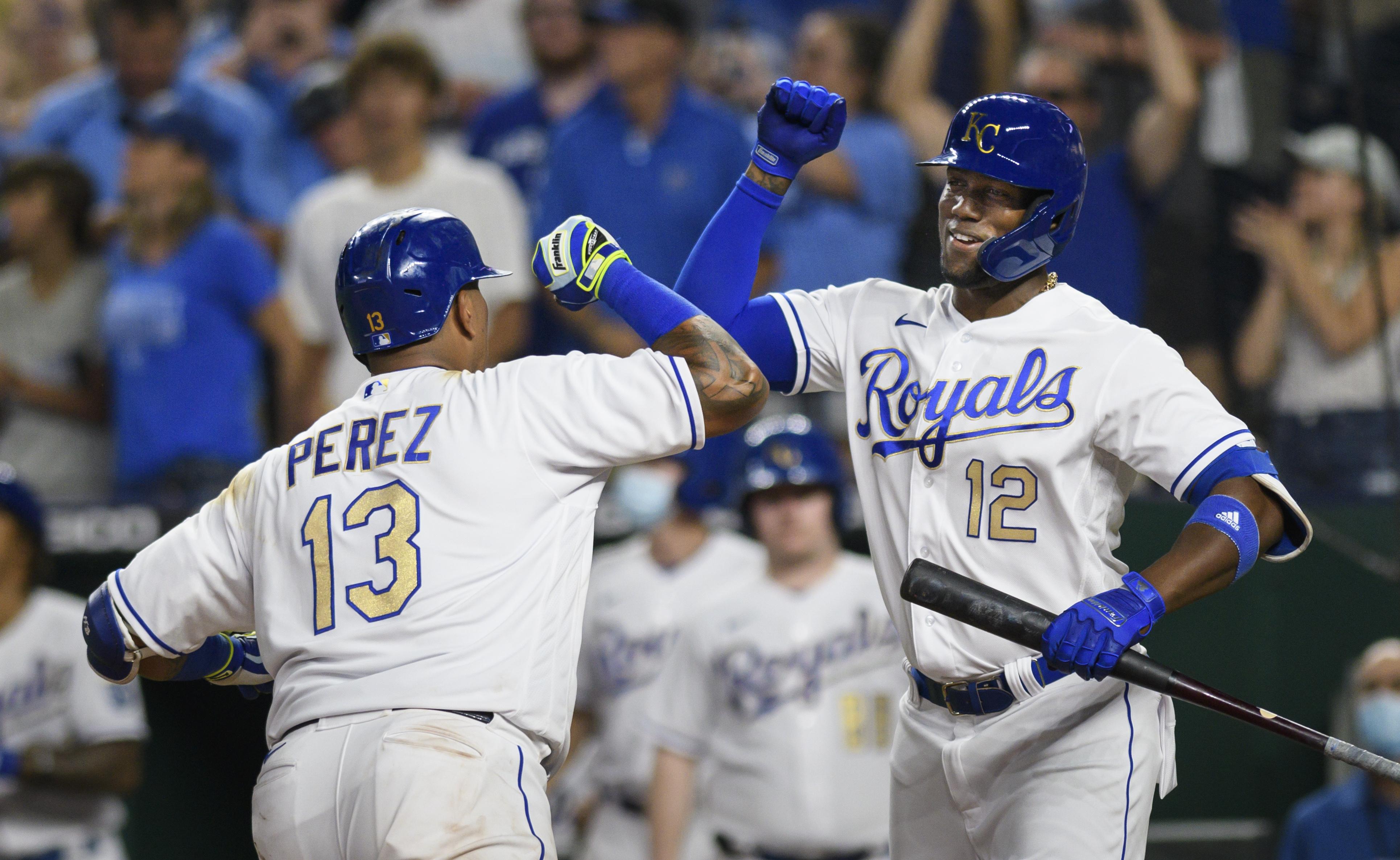 Mondesi 464-foot HR helps Royals beat Boston 5-3, stop skid