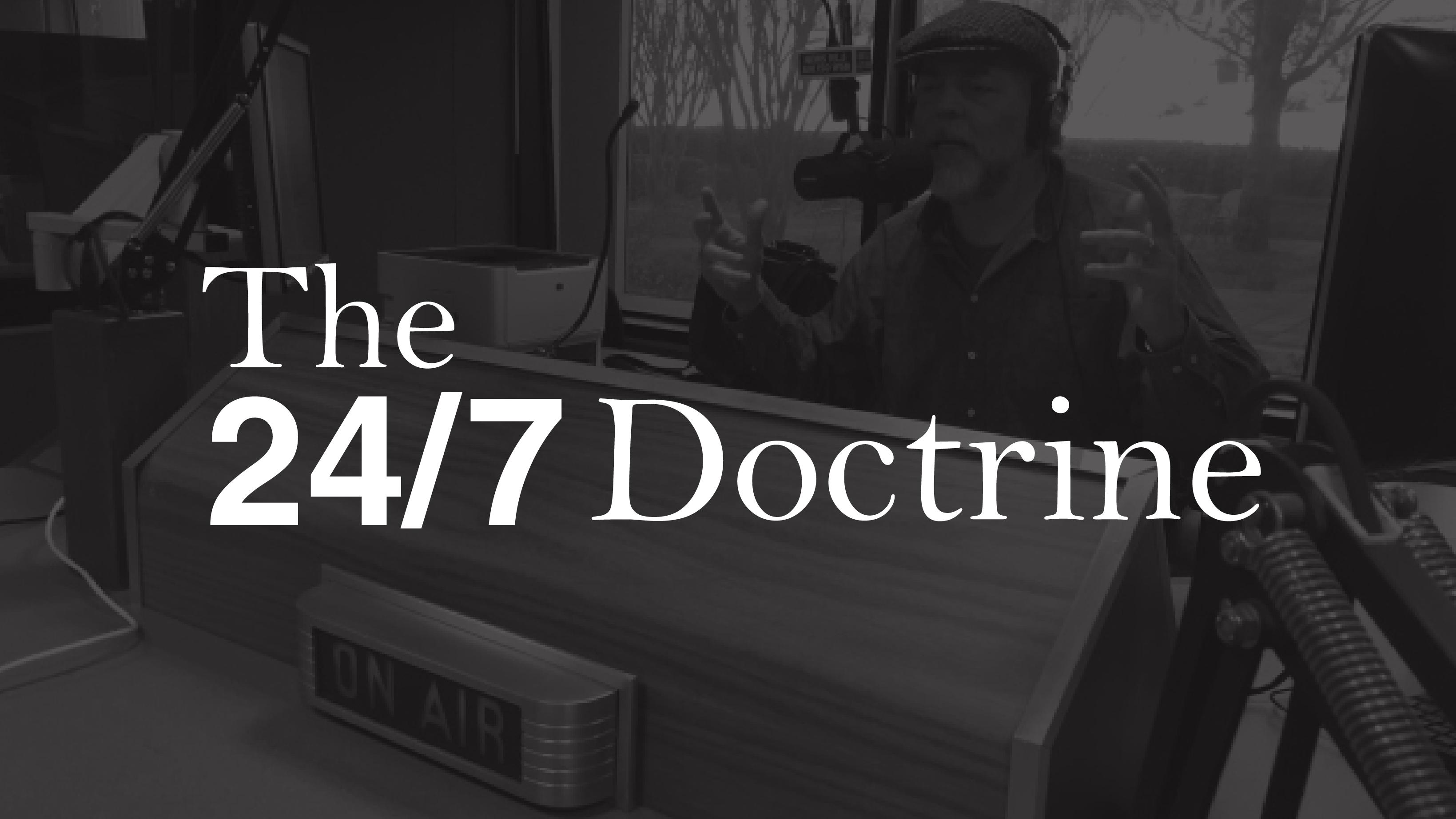 Listen to The Von Haessler Doctrine