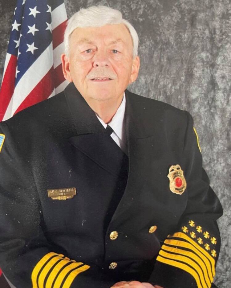Long-time Bradford Fire Chief, clerk of courts, dies at 83