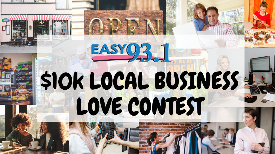Enter For Your Chance to Win $10,000 For Your Local Business!