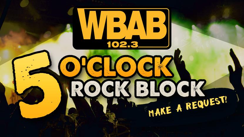 5 O'Clock Rock Block