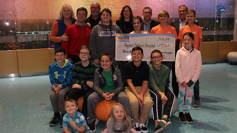 K99.1FM's Radiothon raises $344,165 for Dayton Children's Hospital