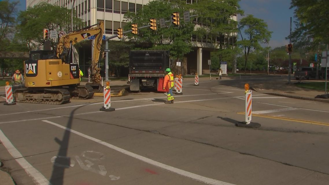Next steps being taken to change Allegheny Circle in Pittsburgh's North Side