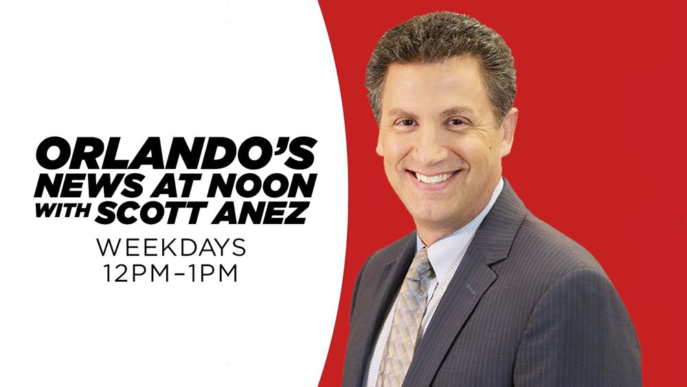 Orlando's News At Noon