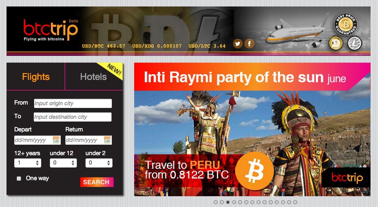 btc trip scambio la carta regalo per bitcoin