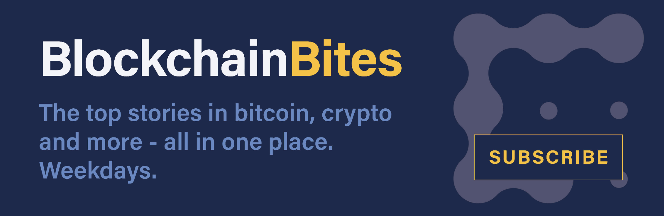 Blockchain Bites Ethereum's Economy, Estonia's CBDC Research ...
