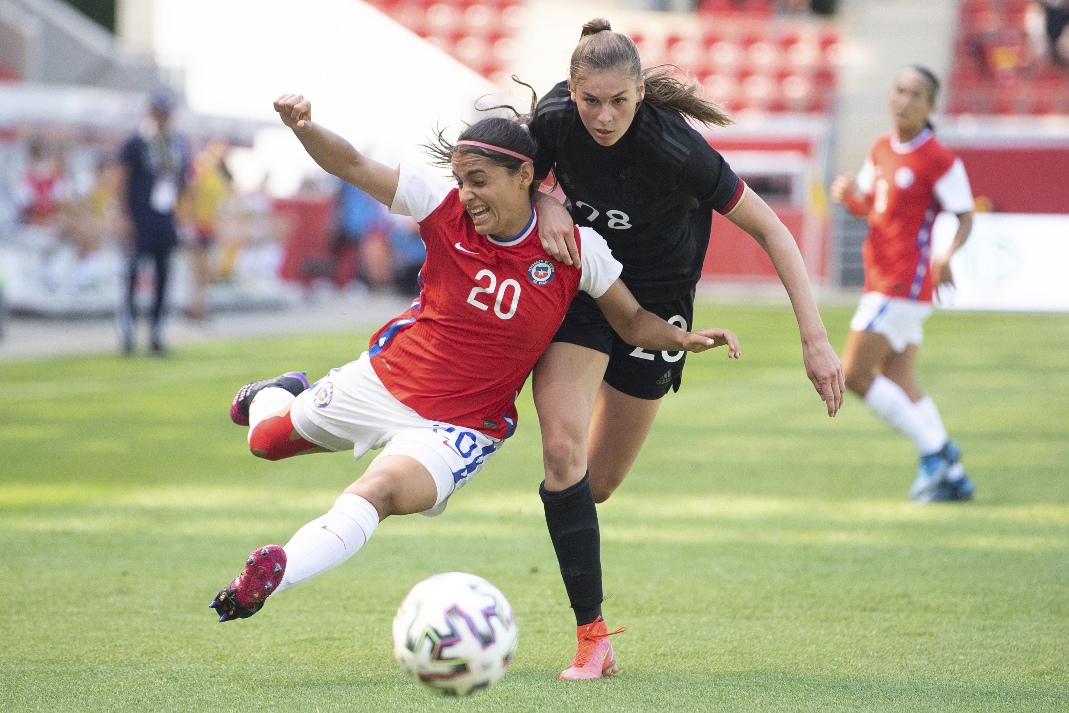 Las Rojas obtienen un histórico empate ante Alemania, la segunda mejor selección del mundo - La Tercera