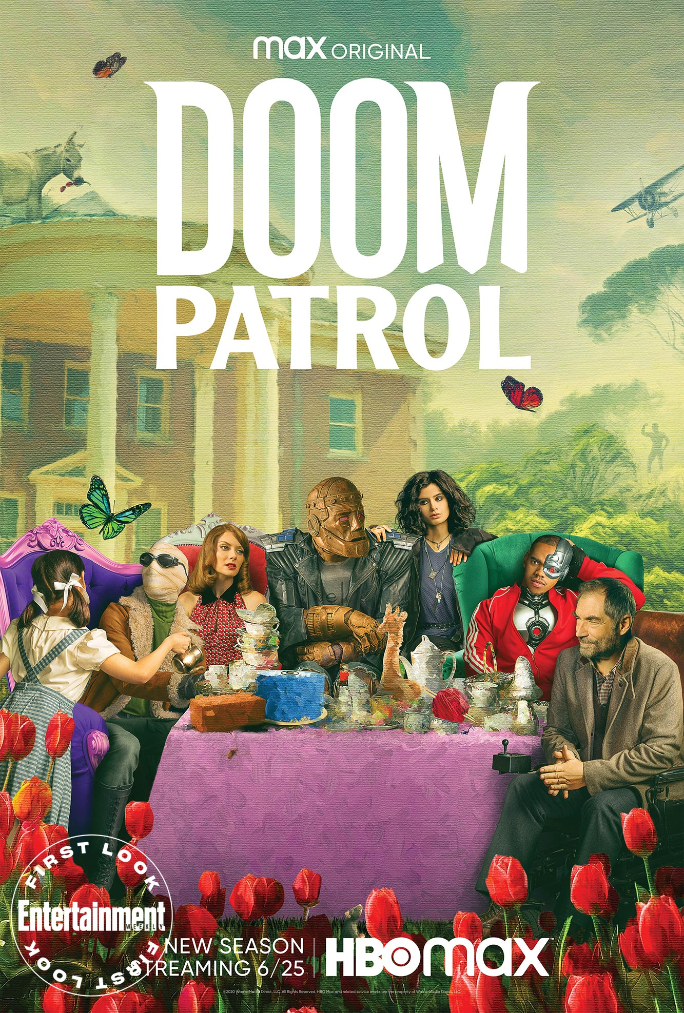 dorothy spinner doom patrol season 2