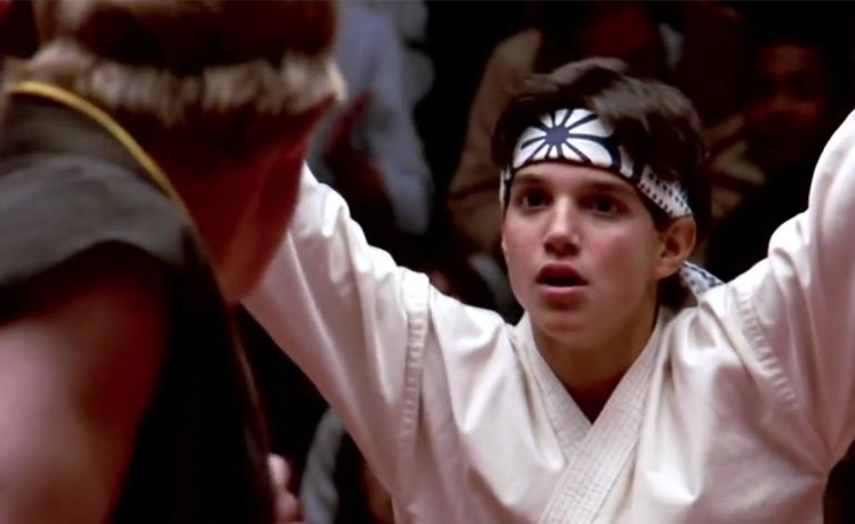 Todas las películas de Karate Kid están disponibles en HBO GO - La Tercera