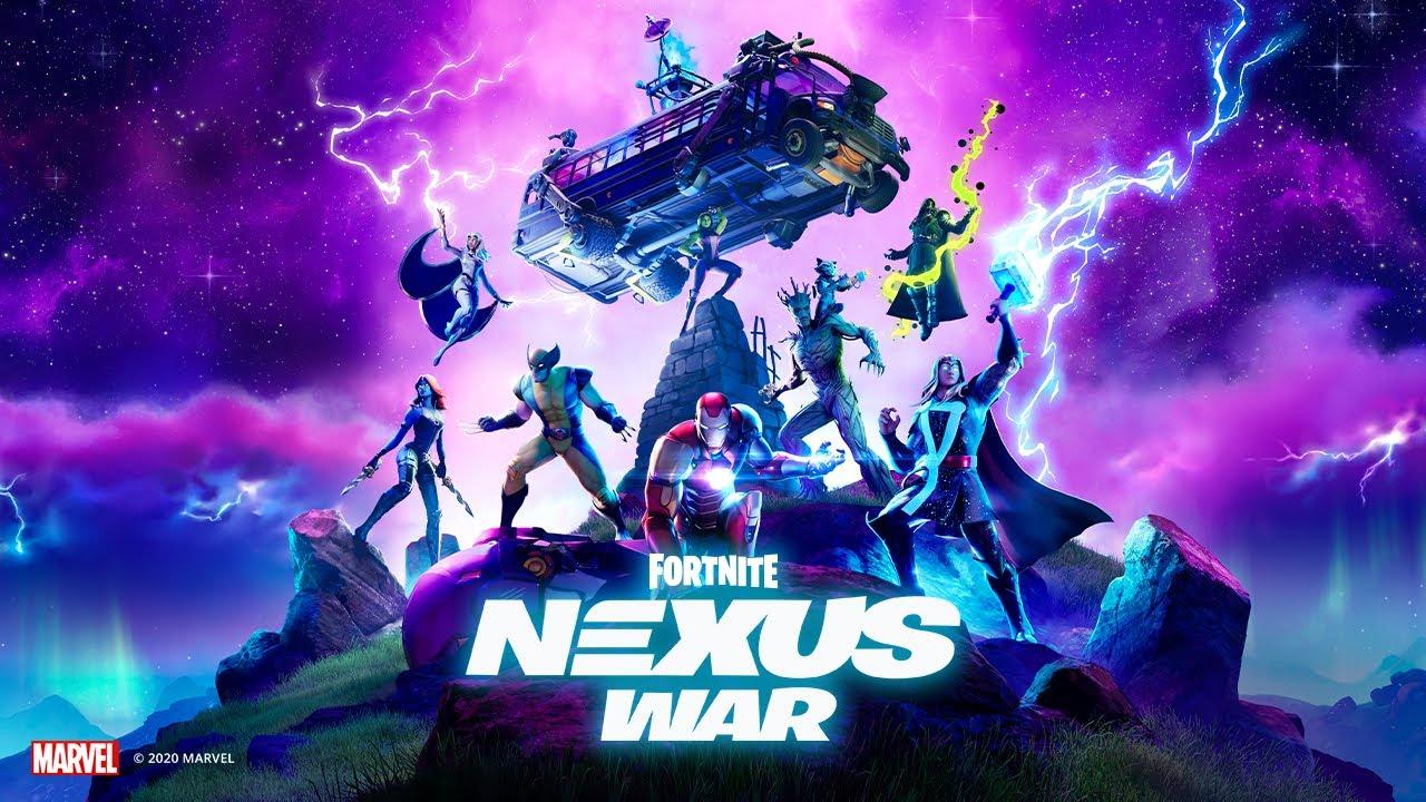 Que Armas Se Podran Desbloquear En El Oriximo Evento Fortnite Nexus War Es El Mejor Momento Para Entrar A Fortnite La Tercera