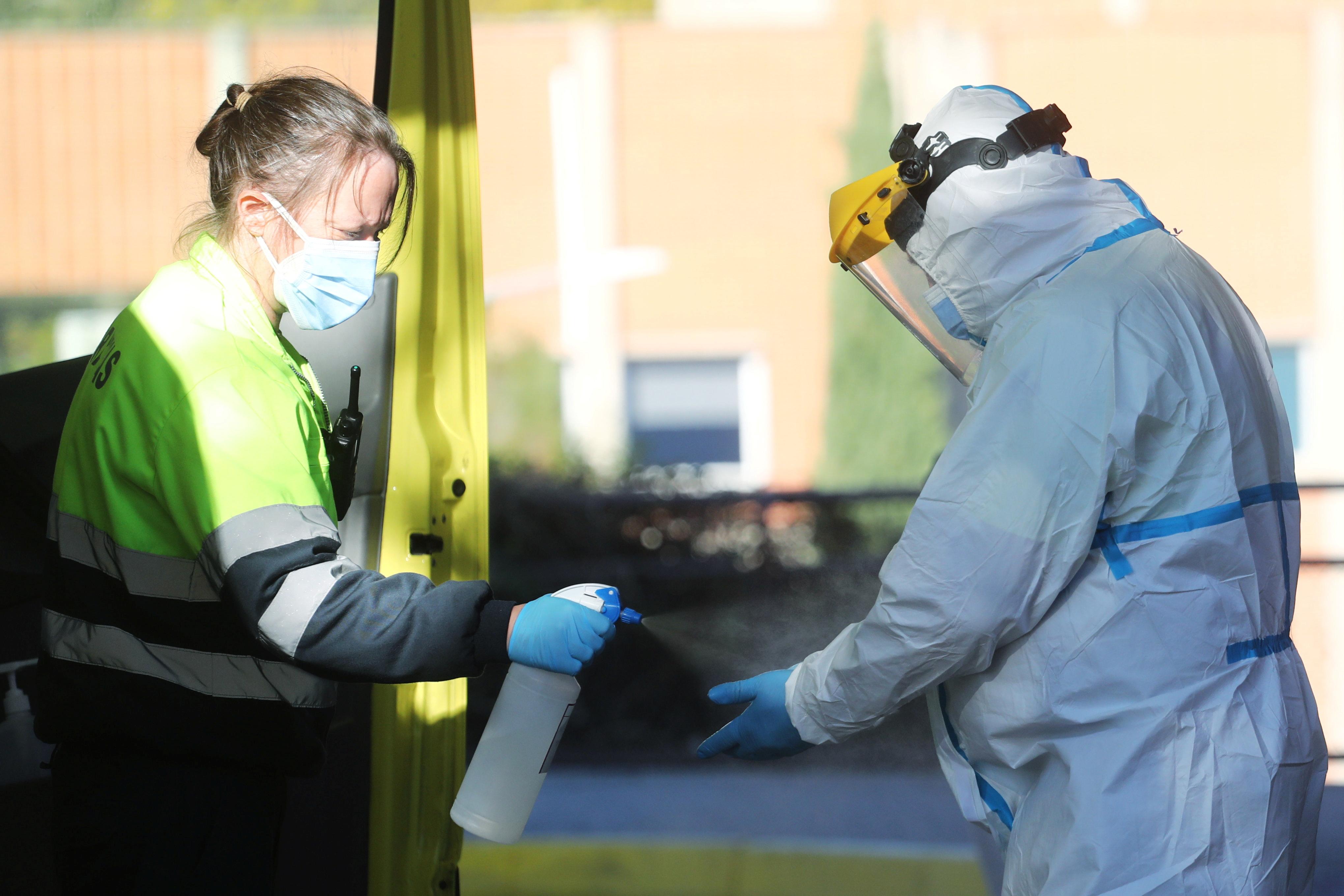 Rusia registra nuevo récord diario de coronavirus con 15.982 casos y suma  179 muertos - La Tercera