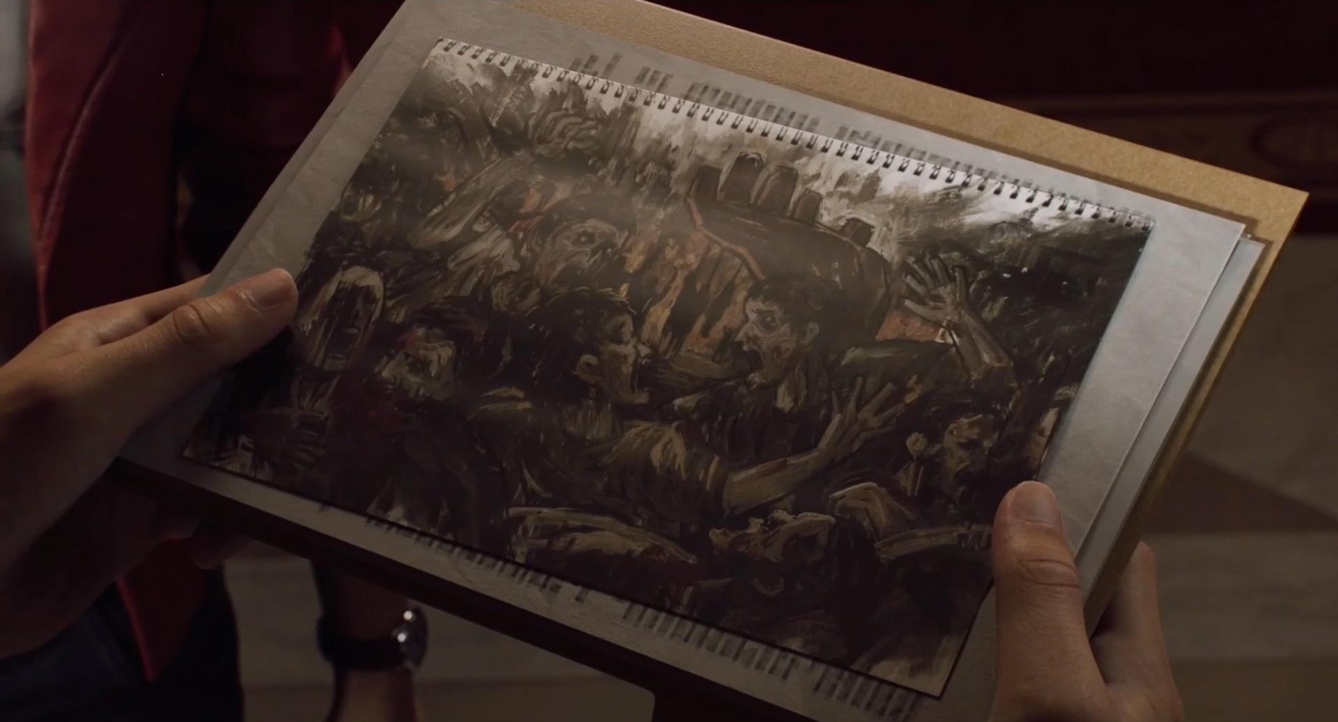 La Casa Blanca es atacada por zombies en el nuevo adelanto de Resident Evil:  Infinite Darkness - La Tercera