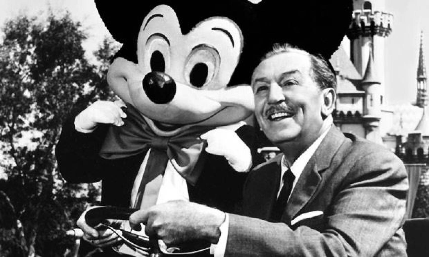 Walter Disney congelado?: el mito tras la muerte del genio - La Tercera