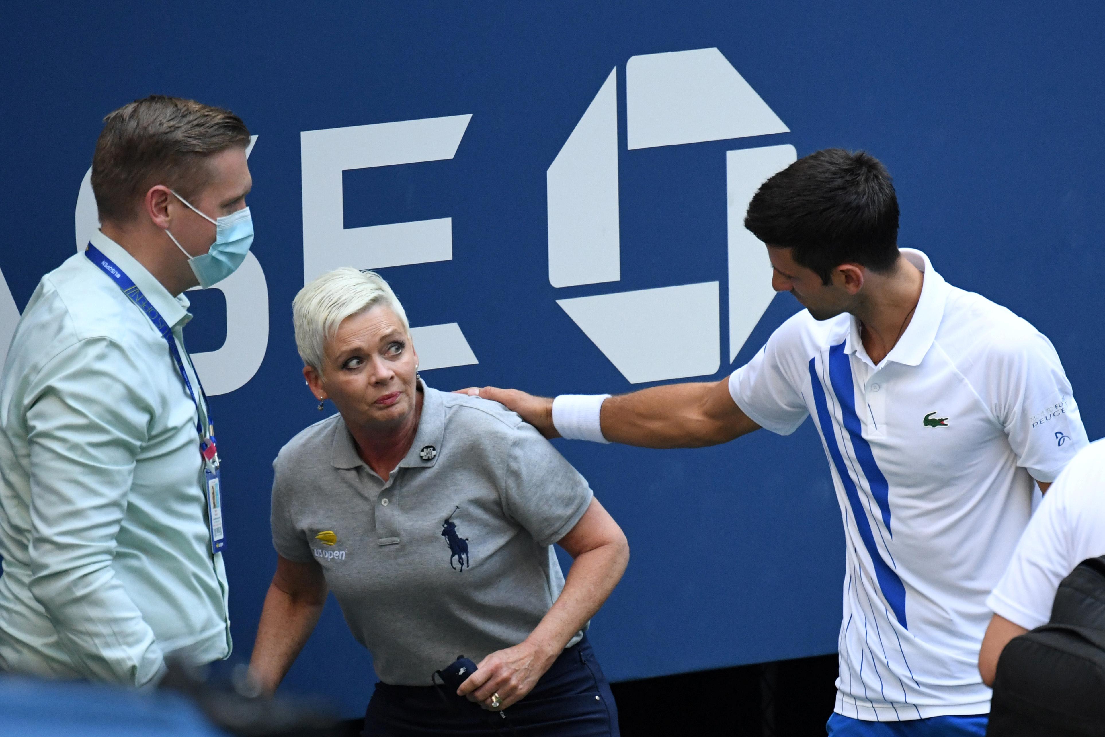 La Metamorfosis De Djokovic El Simpatico Imitador Que Hoy Es Numero Uno De Las Polemicas La Tercera