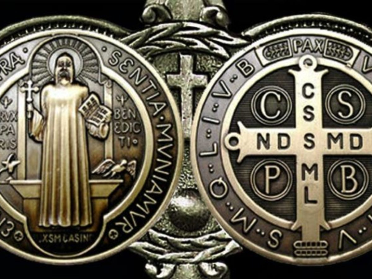 Hoy El Día De San Benito El Santo Para Hacer Exorcismo Y Espantar Los Demonios