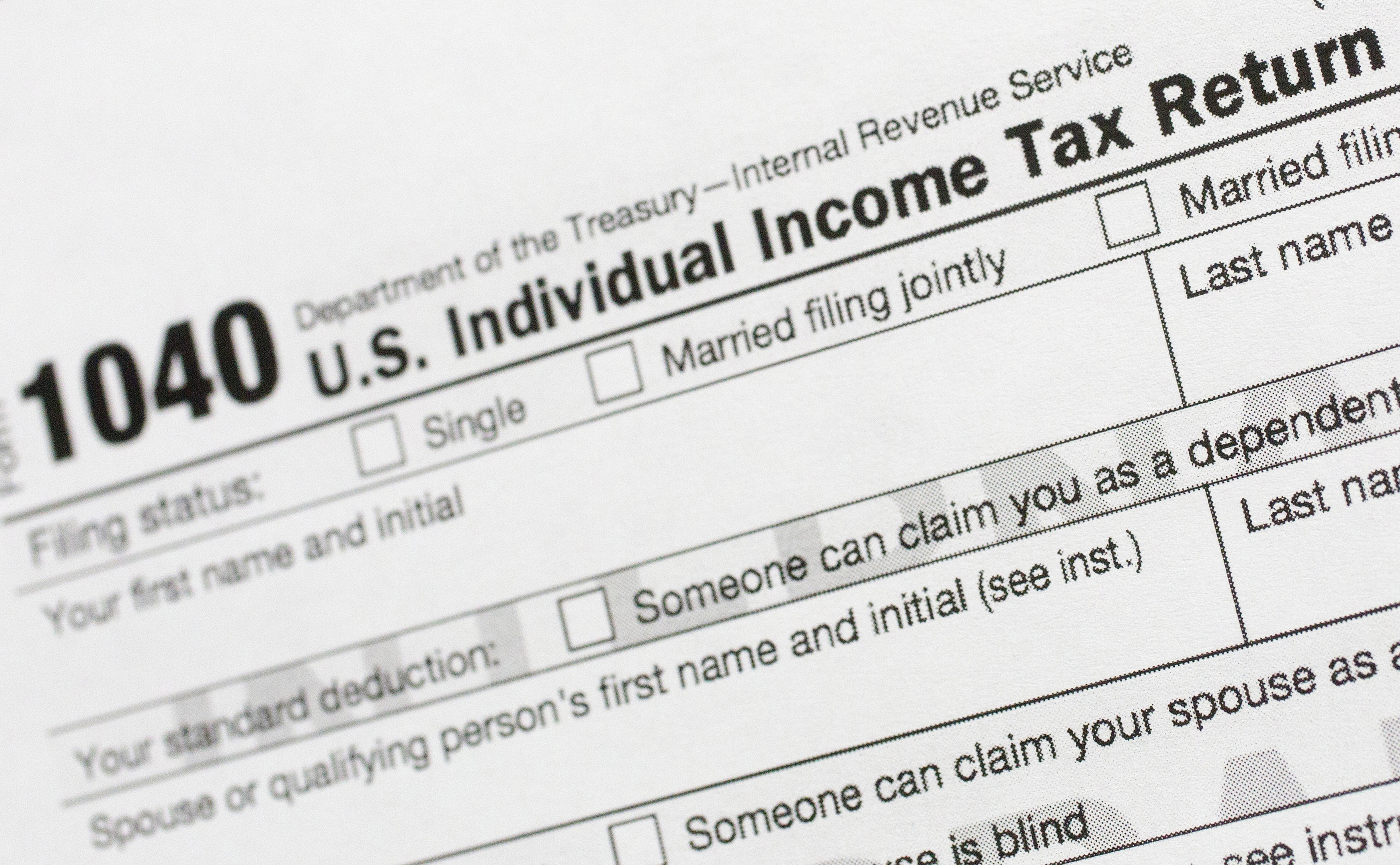 Millions Of Irs Income Tax Refund Checks Slowed With Shutdown