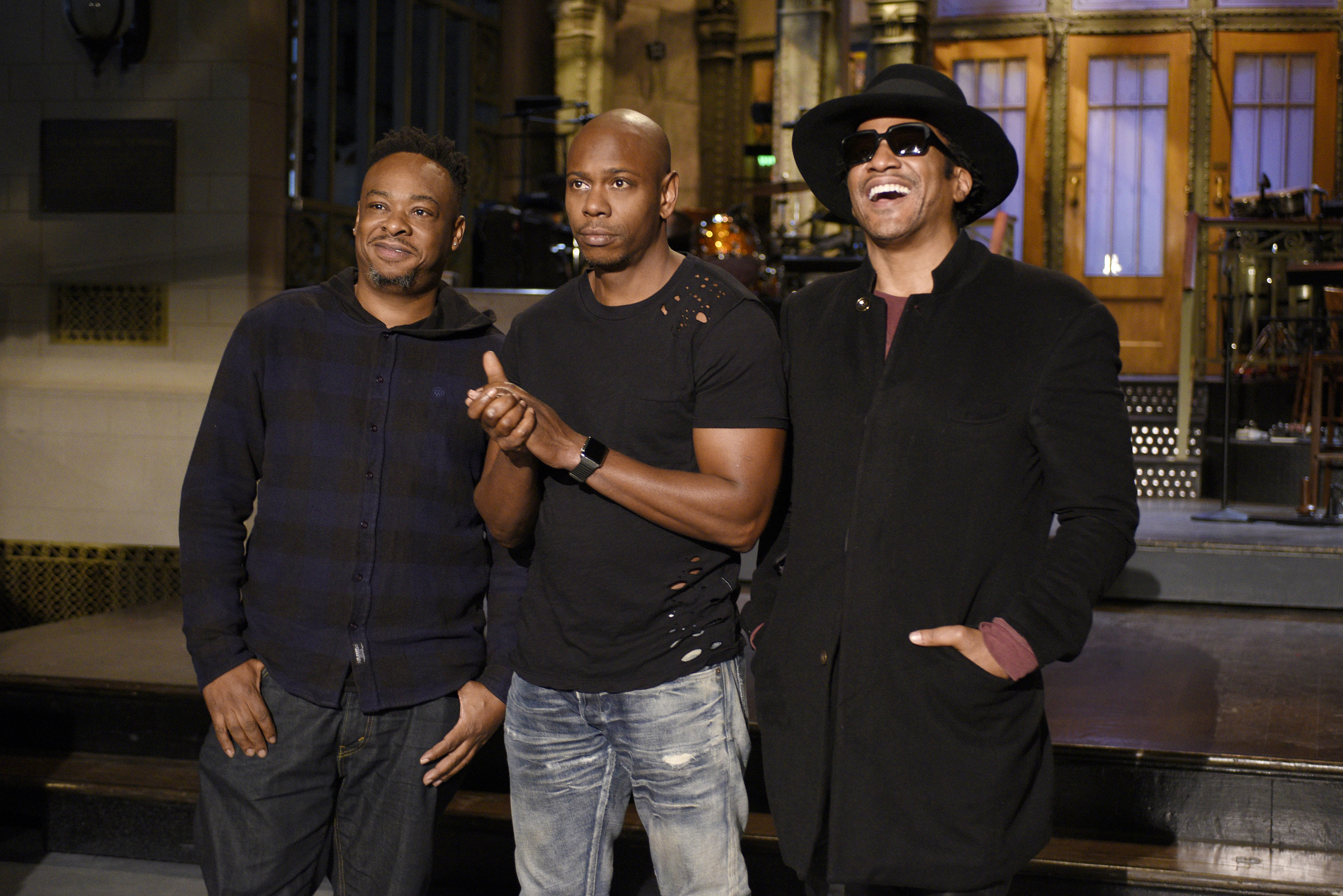 Dave Chappelle To Host 2020 Post Election Saturday Night Live