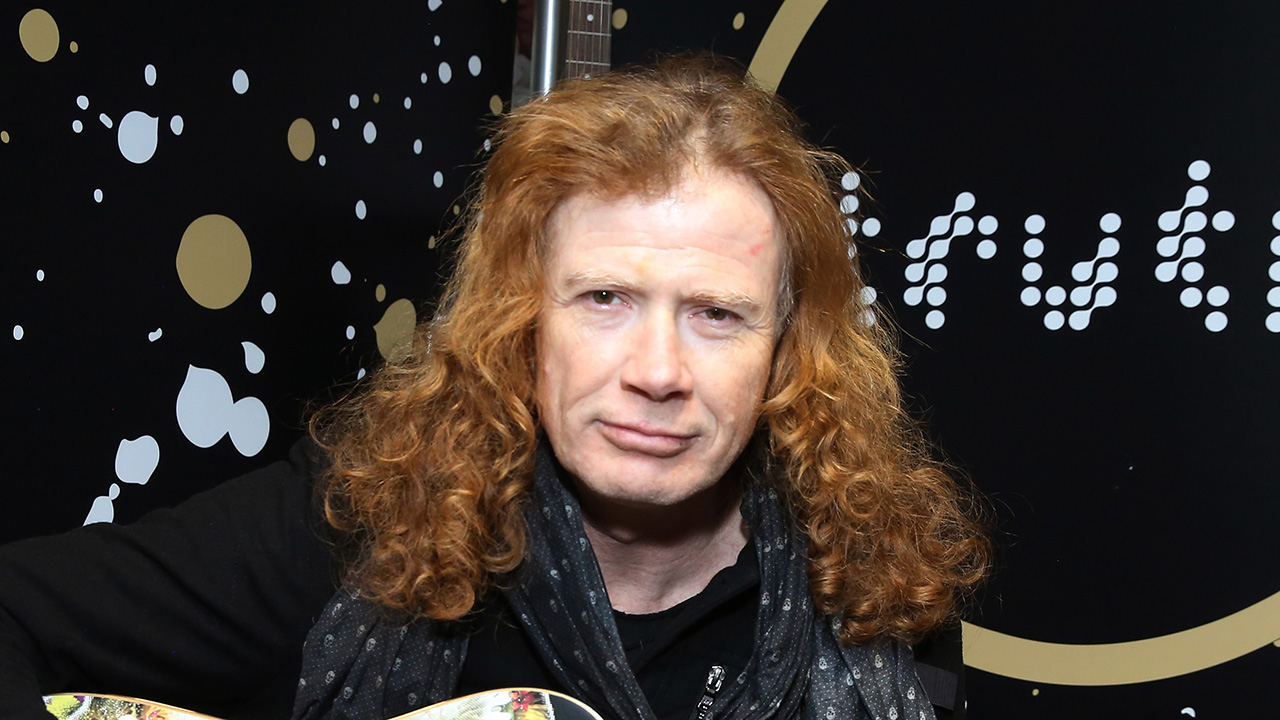 Megadeth S Dave Mustaine Diagnosed With Throat Cancer Shows Canceled