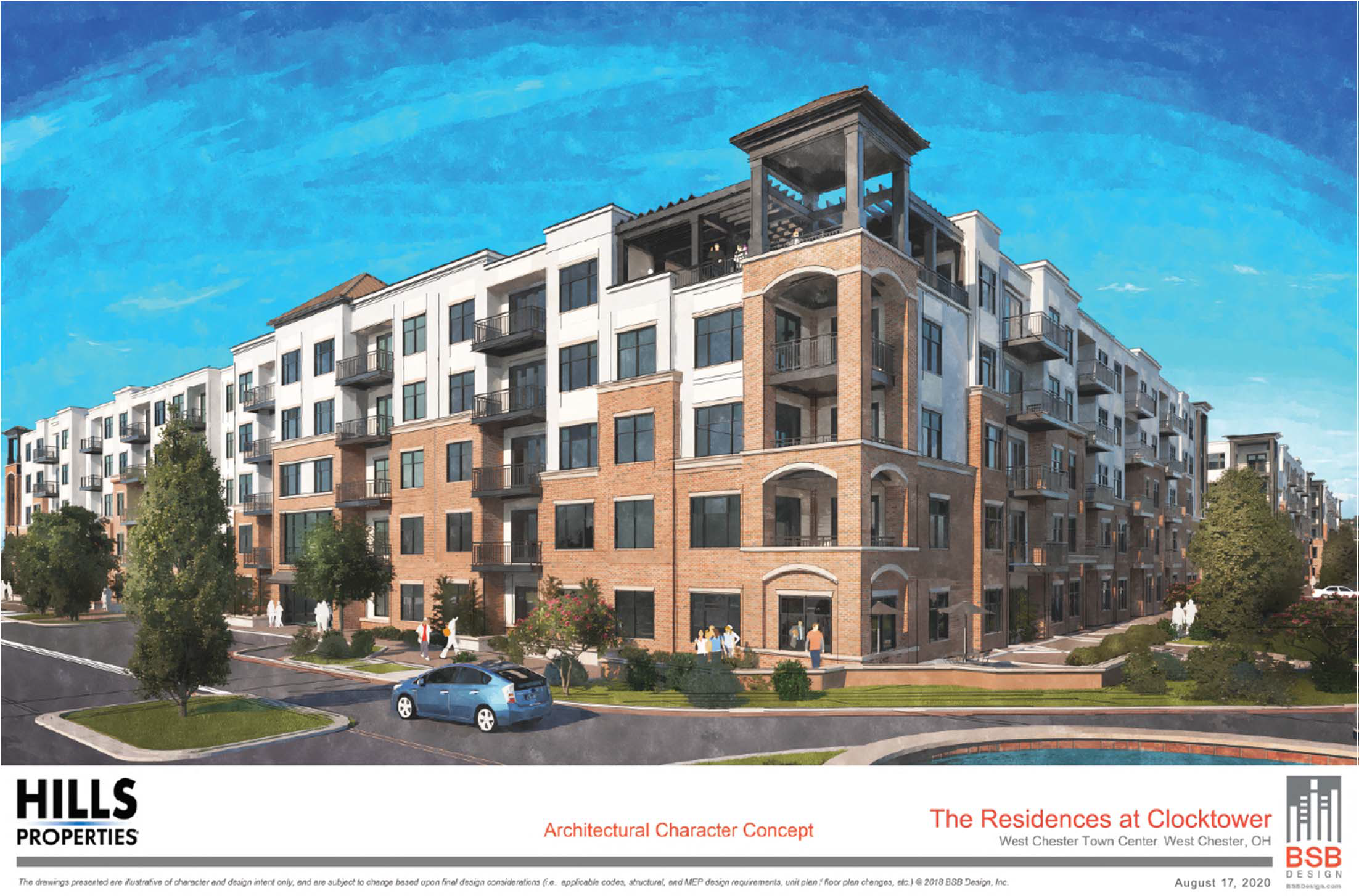 New West Chester luxury apartments were a long time coming to town