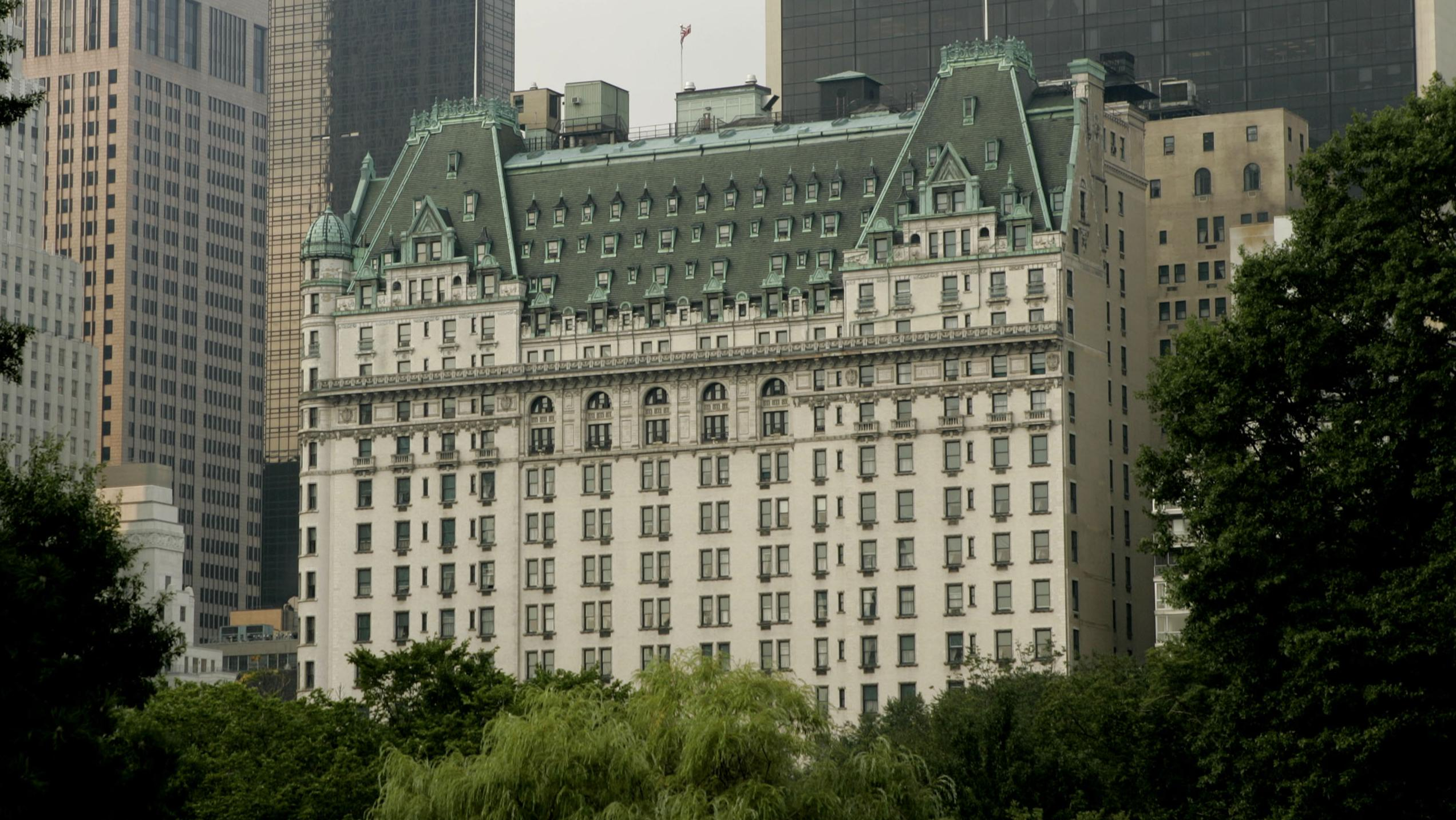New York S Plaza Hotel Offering Home Alone 2 Package