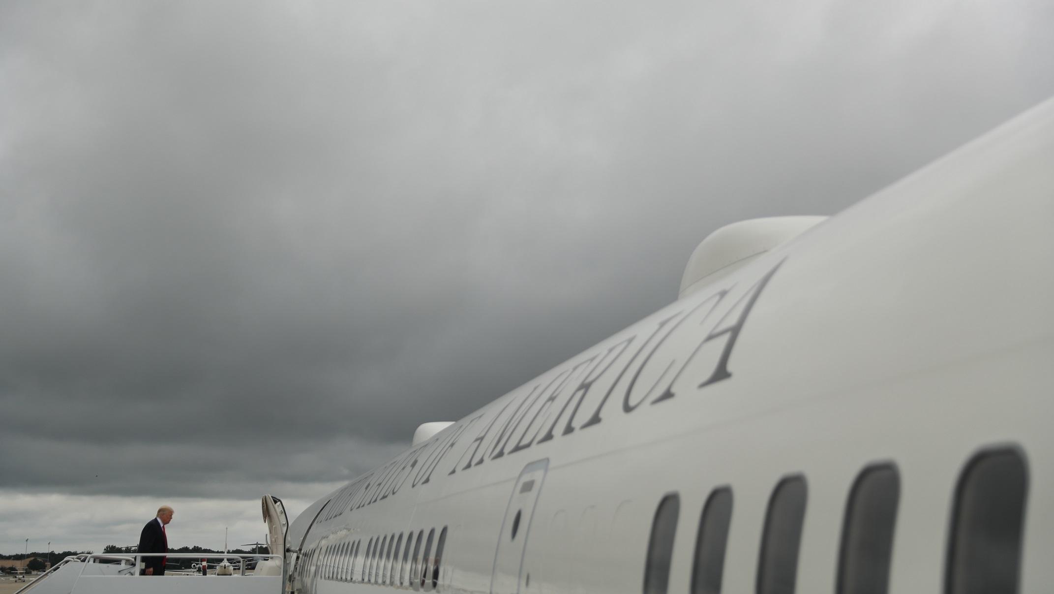 air force 1 plane donald trump