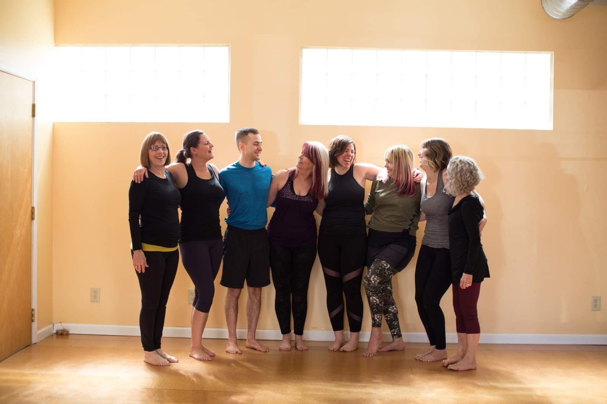 Where To Take Laughter Yoga Classes In Dayton Ohio