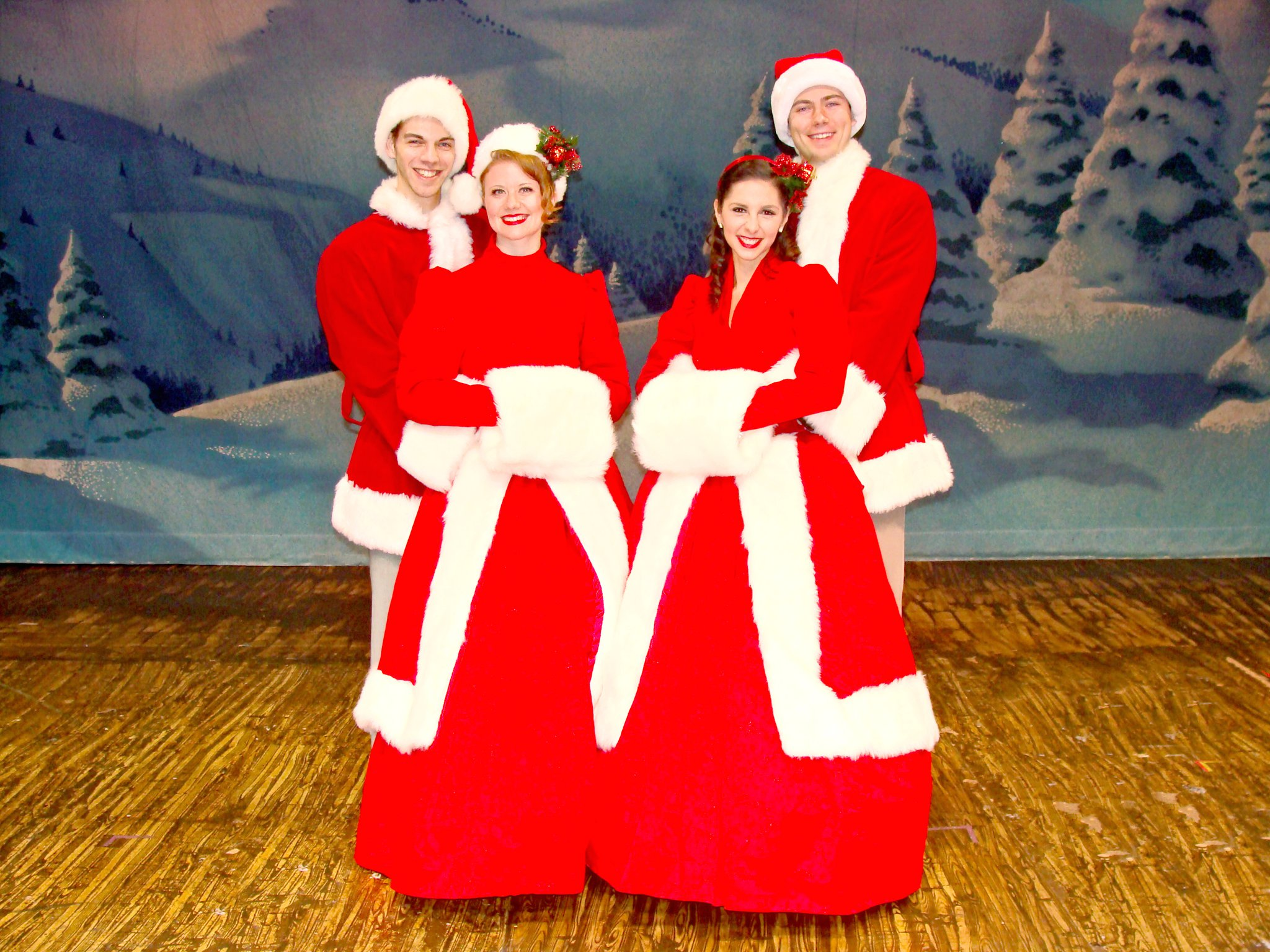 Will We Have A White Christmas This Year 2020 45342 La Comedia presents holiday classic 'White Christmas'