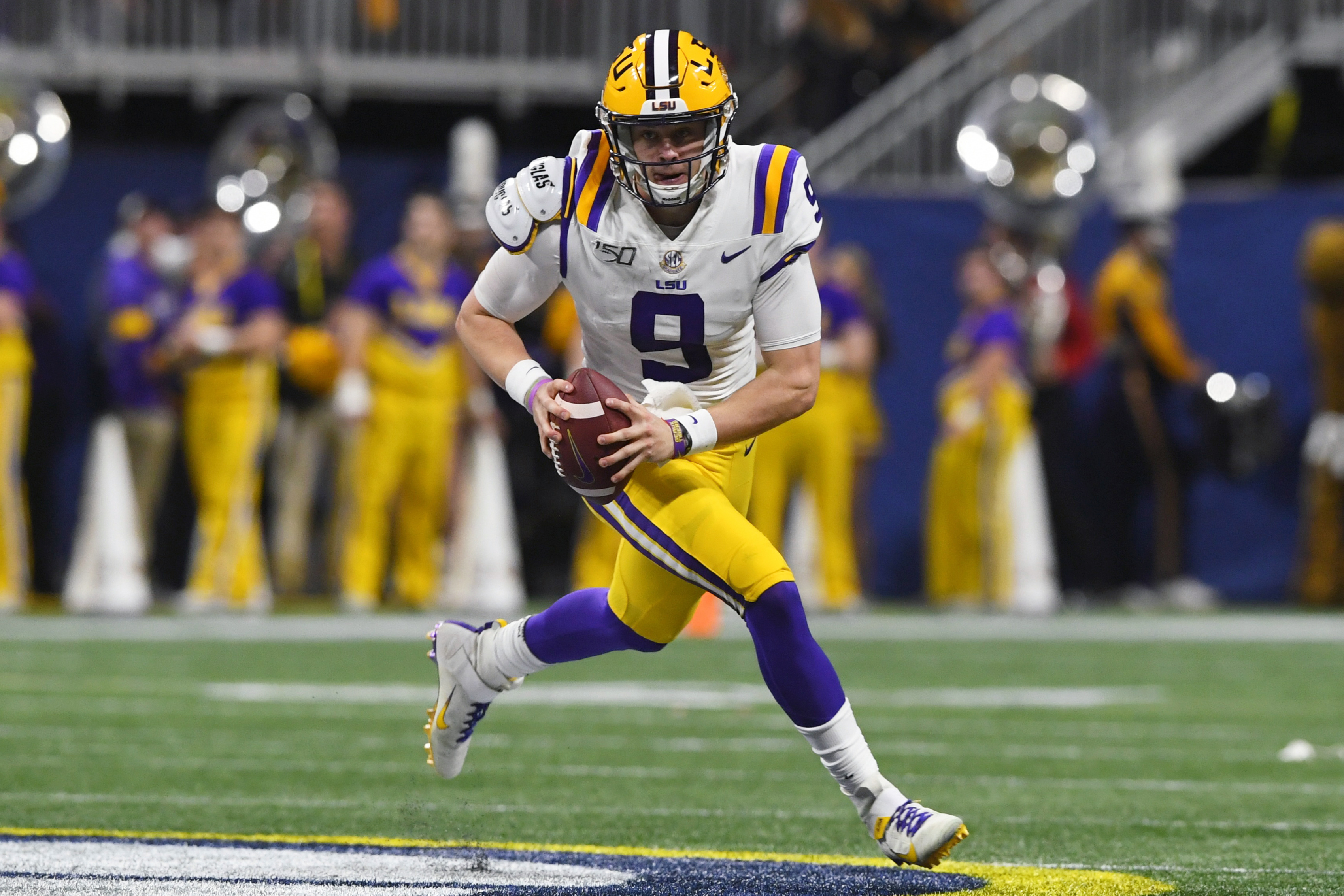 NFL Draft: 5 things to know about No. 1 pick Joe Burrow
