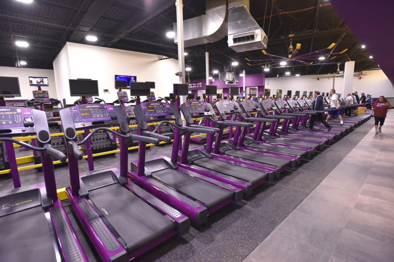 Planet Fitness Celebrates Opening Today In Huber Heights