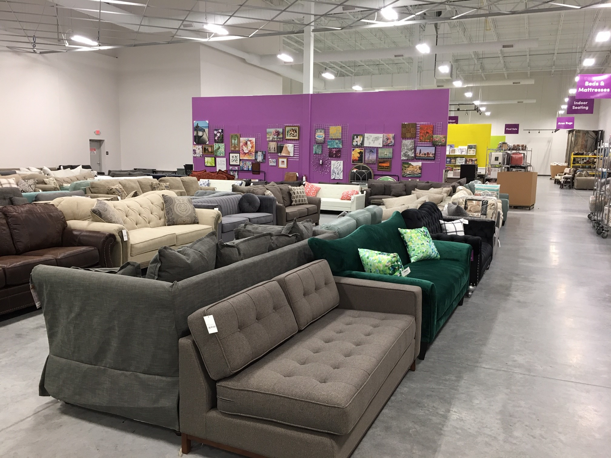 First Wayfair Outlet Store Opens Permanently With Extra Discounts