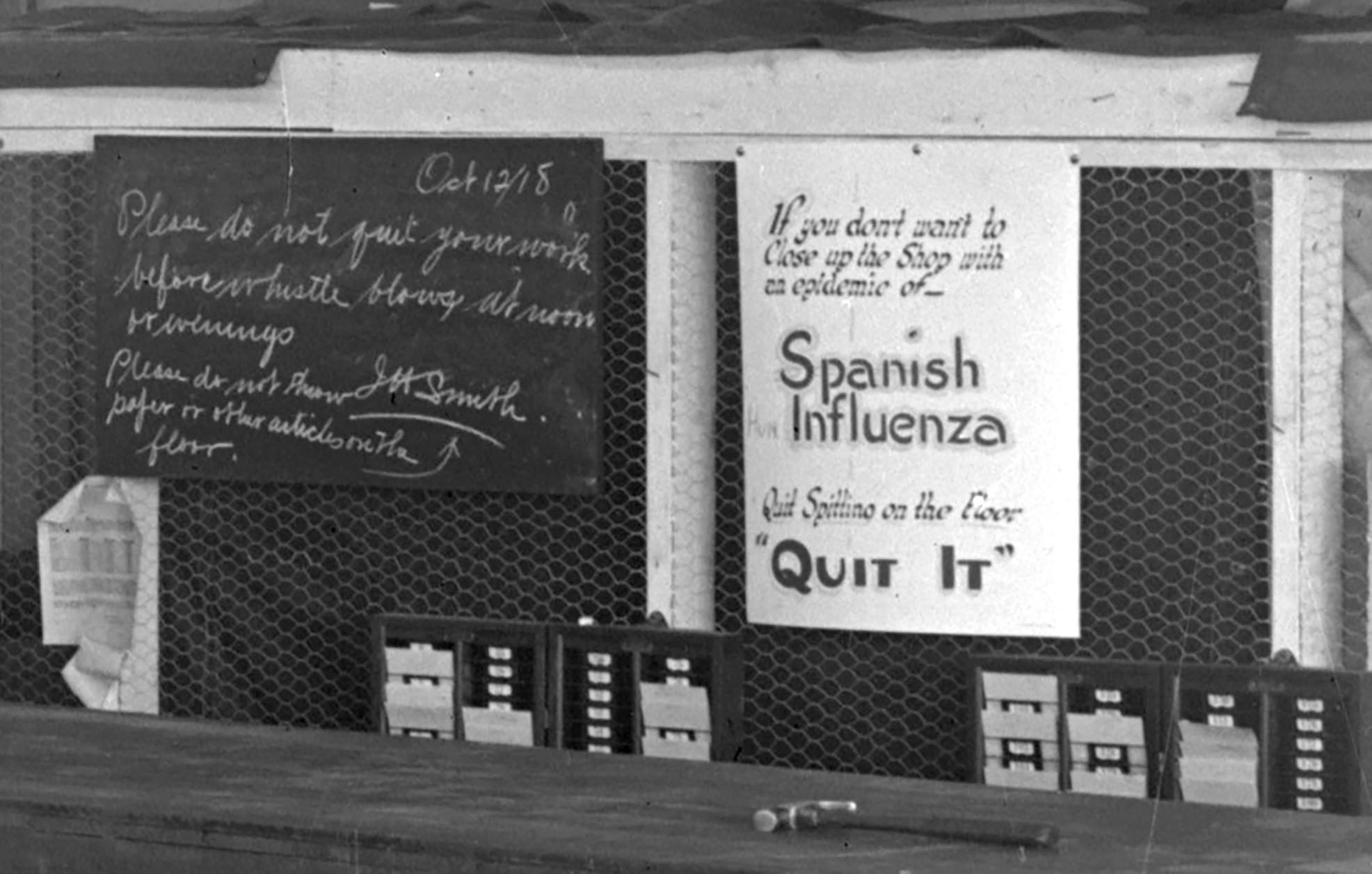 Coronavirus Social Distancing Lessons From 1918 Spanish Flu