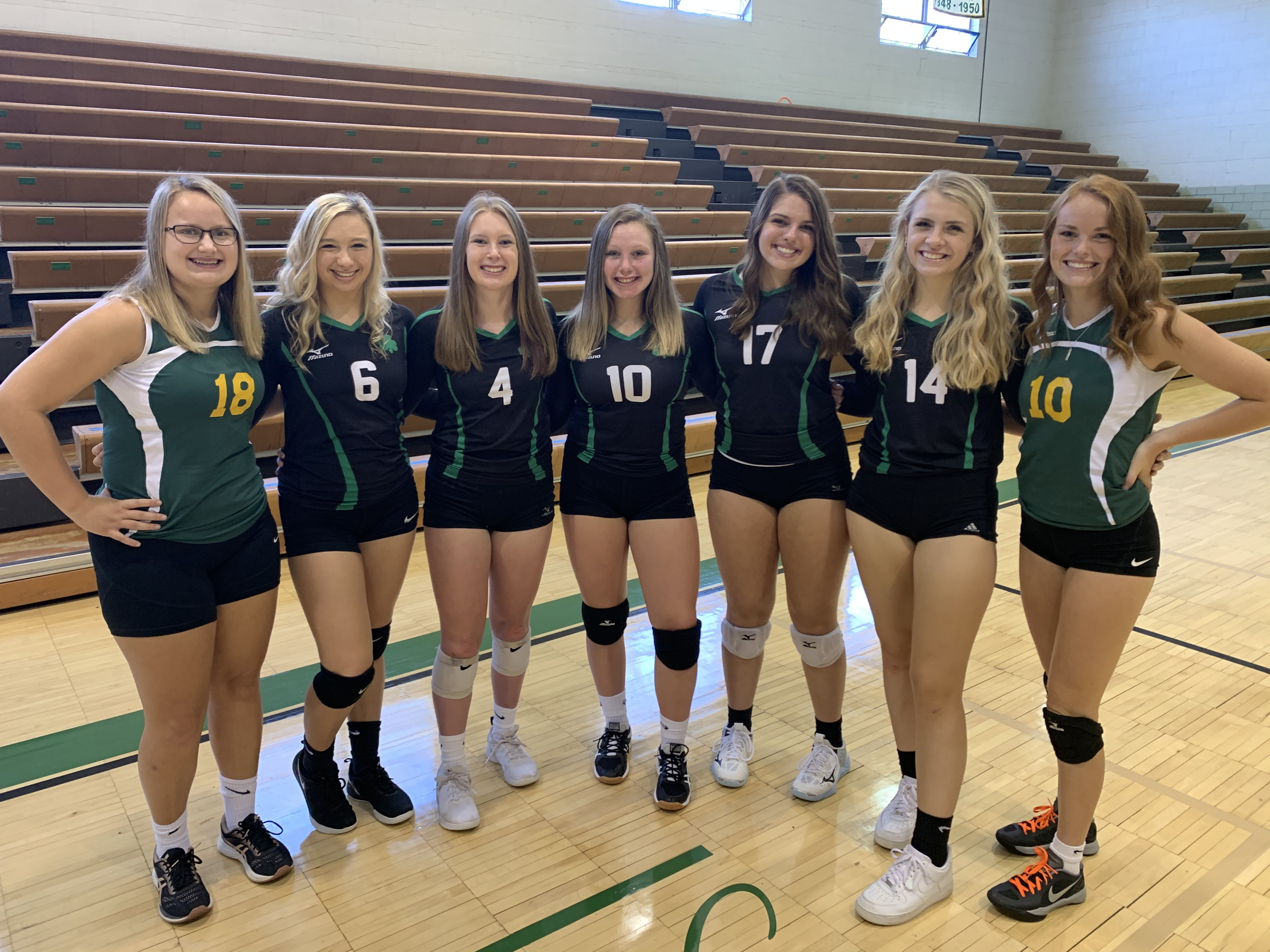 Prep Notebook Catholic Central Volleyball Girls Soccer Teams Sharing Players To Keep Programs Alive