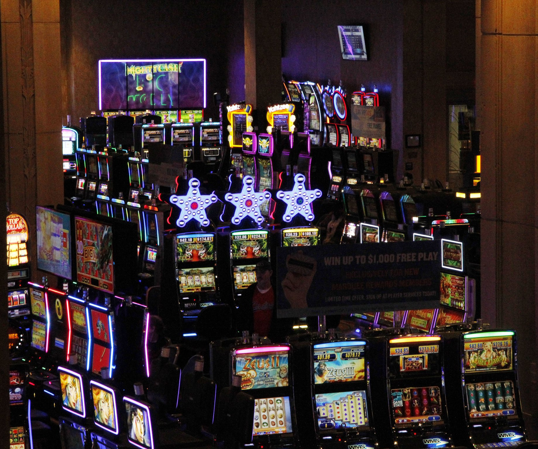 ohio casino revenue