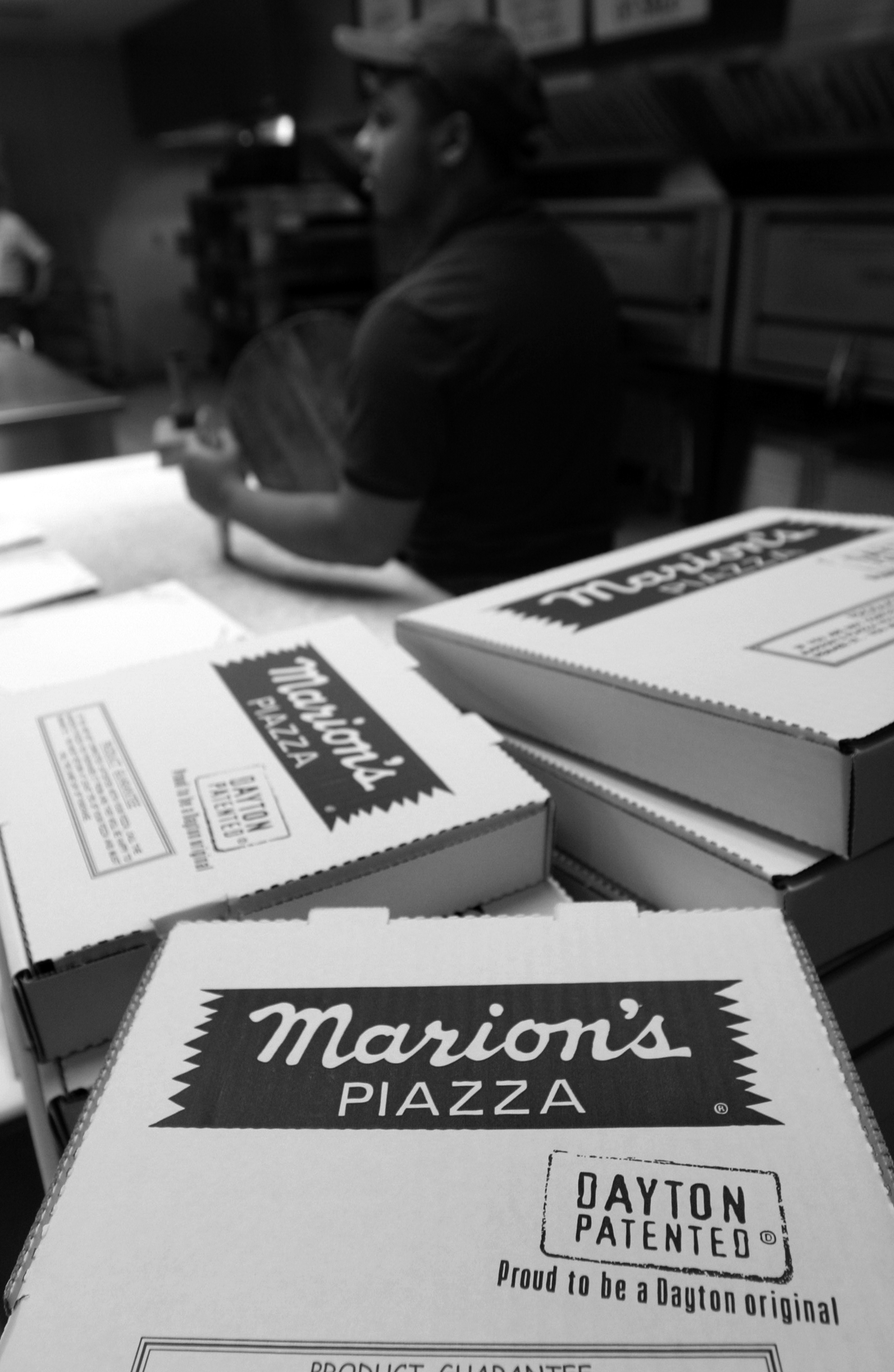 Marion's Piazza: Story behind Dayton Ohio's famous square-cut pizza