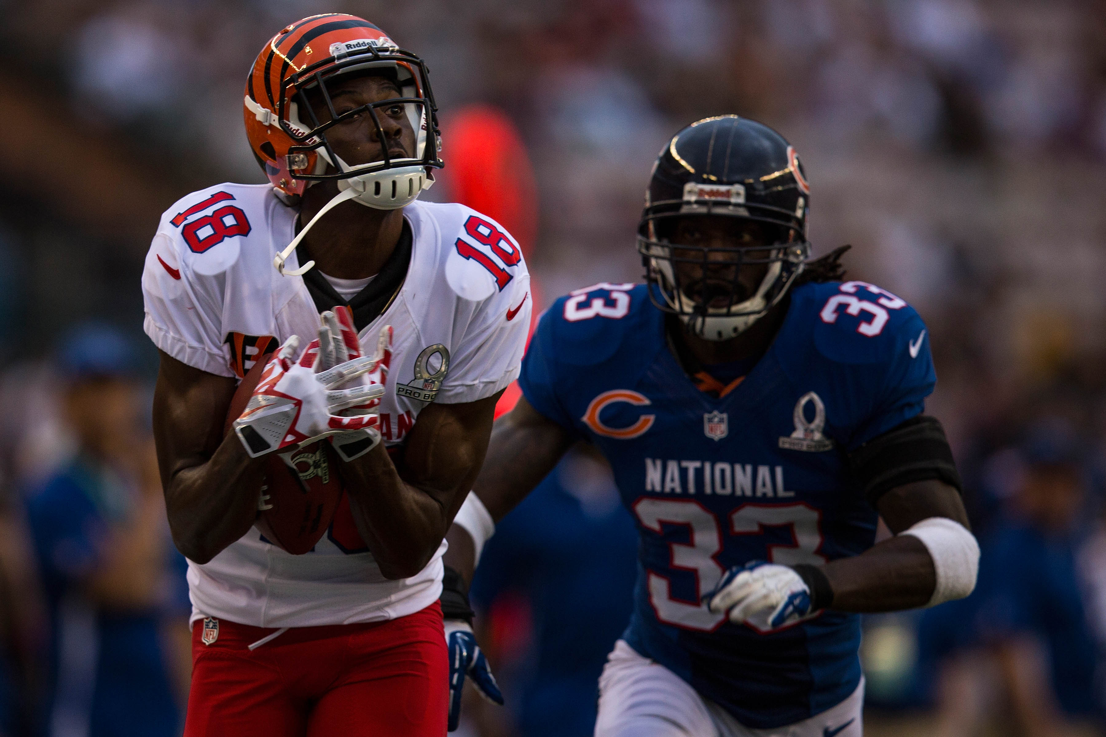 Green, Atkins to represent Cincinnati Bengals in Pro Bowl